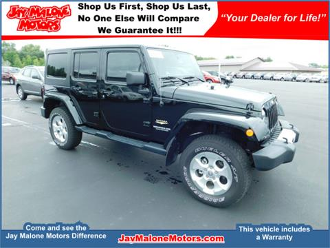 2014 Jeep Wrangler Unlimited for sale in Hutchinson MN
