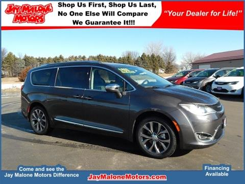 2017 Chrysler Pacifica for sale in Hutchinson, MN