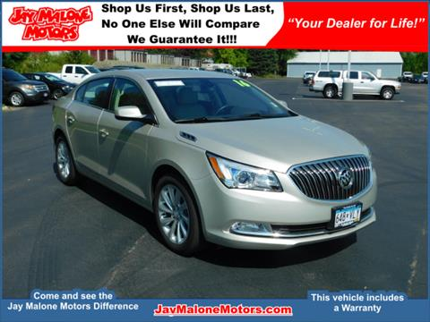 2016 Buick LaCrosse for sale in Hutchinson MN