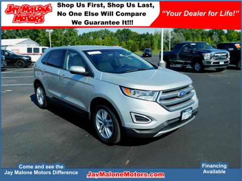 2015 Ford Edge for sale in Hutchinson, MN