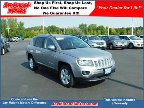 2016 Jeep Compass for sale in Hutchinson MN