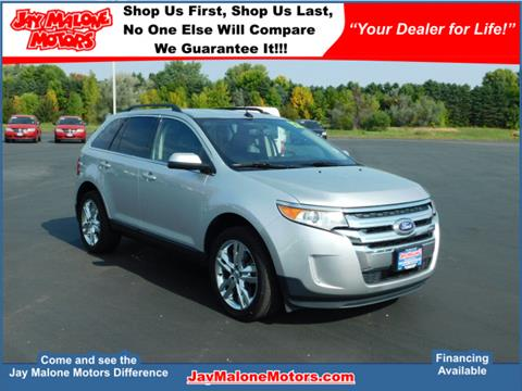 2012 Ford Edge for sale in Hutchinson, MN