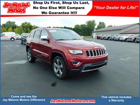 2014 Jeep Grand Cherokee for sale in Hutchinson, MN