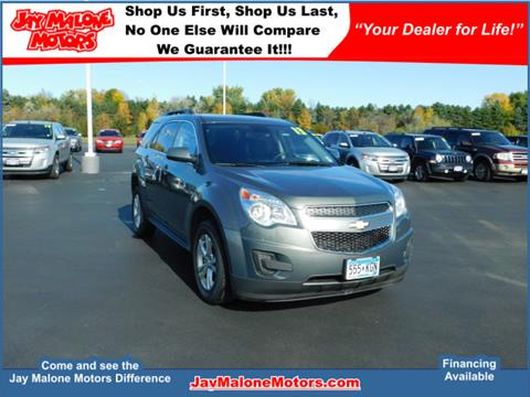 2013 Chevrolet Equinox for sale in Hutchinson, MN