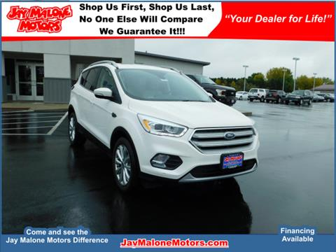 2018 Ford Escape for sale in Hutchinson MN