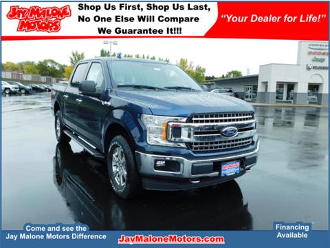 2018 Ford F-150 for sale in Hutchinson MN