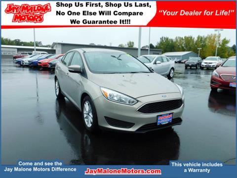 2015 Ford Focus for sale in Hutchinson MN