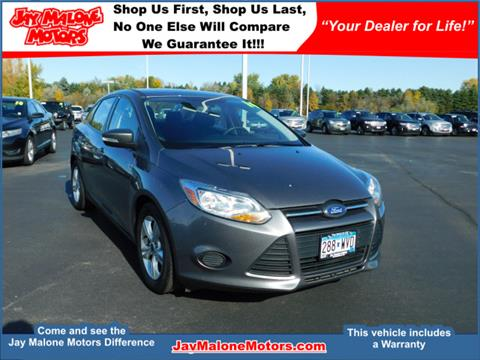 2014 Ford Focus for sale in Hutchinson MN