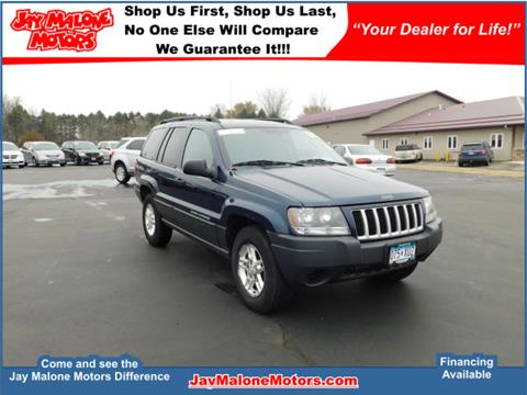 2004 Jeep Grand Cherokee for sale in Hutchinson, MN