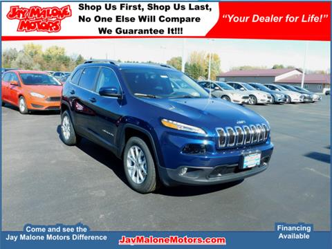 2018 Jeep Cherokee for sale in Hutchinson, MN