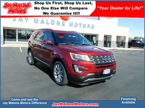 2017 Ford Explorer for sale in Hutchinson, MN