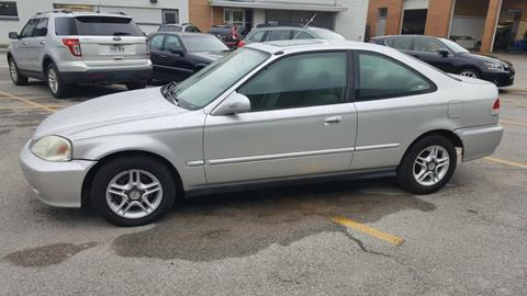 1999 Honda Civic for sale in Fayetteville, AR