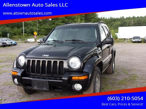 2004 Jeep Liberty for sale in Allenstown, NH