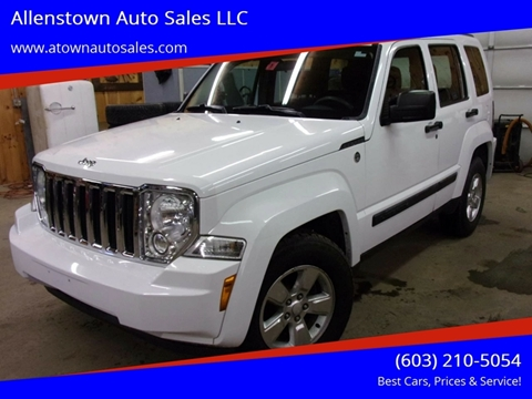 2012 Jeep Liberty for sale in Allenstown, NH