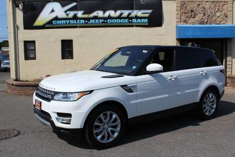 2016 Land Rover Range Rover Sport for sale in West Islip, NY