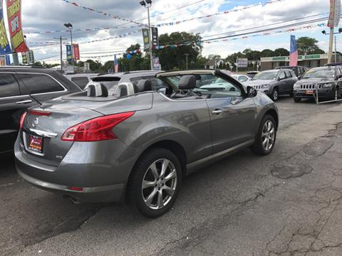 2014 Nissan Murano CrossCabriolet for sale in West Islip, NY