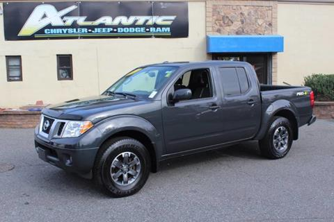 2014 Nissan Frontier for sale in West Islip, NY