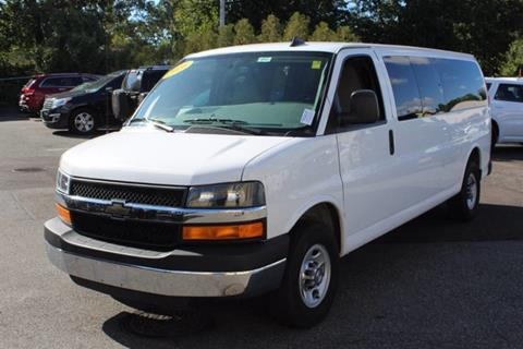 2016 Chevrolet Express Passenger for sale in West Islip, NY