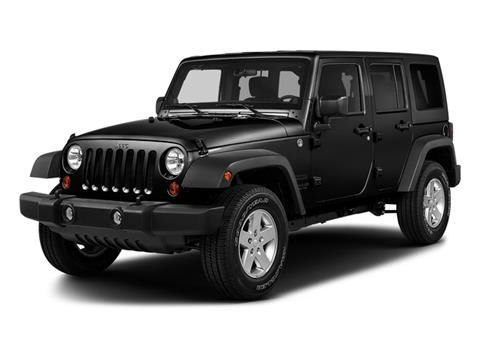 2017 Jeep Wrangler Unlimited for sale in West Islip, NY