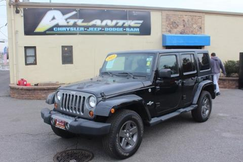 2013 Jeep Wrangler Unlimited for sale in West Islip, NY