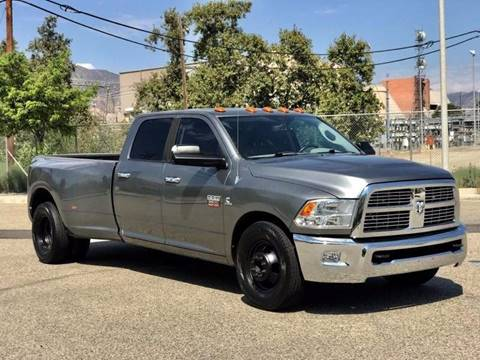 2010 Dodge Ram Pickup 3500 for sale in San Fernando, CA