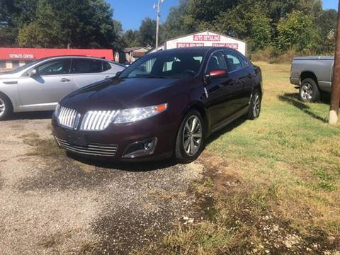 2011 Lincoln MKS for sale in Thayer, MO