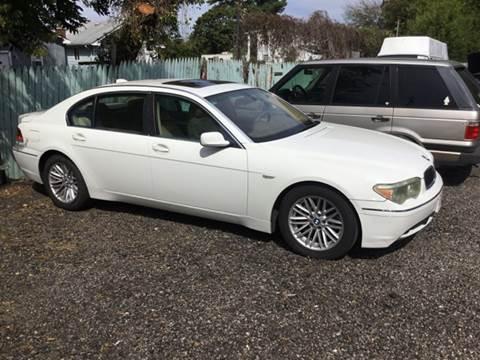 2004 BMW 7 Series for sale in Hampton, VA