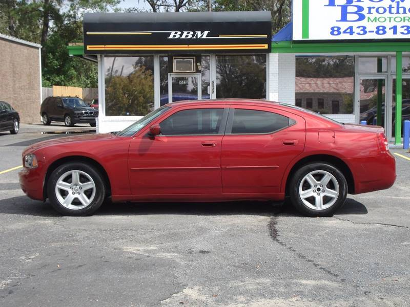 2010 Dodge Charger SXT In North Charleston SC - Browns Brothers ...