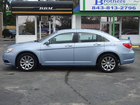2013 Chrysler 200 for sale in North Charleston, SC