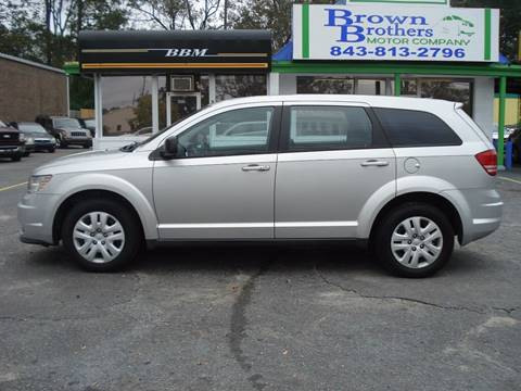 2013 Dodge Journey for sale in North Charleston, SC