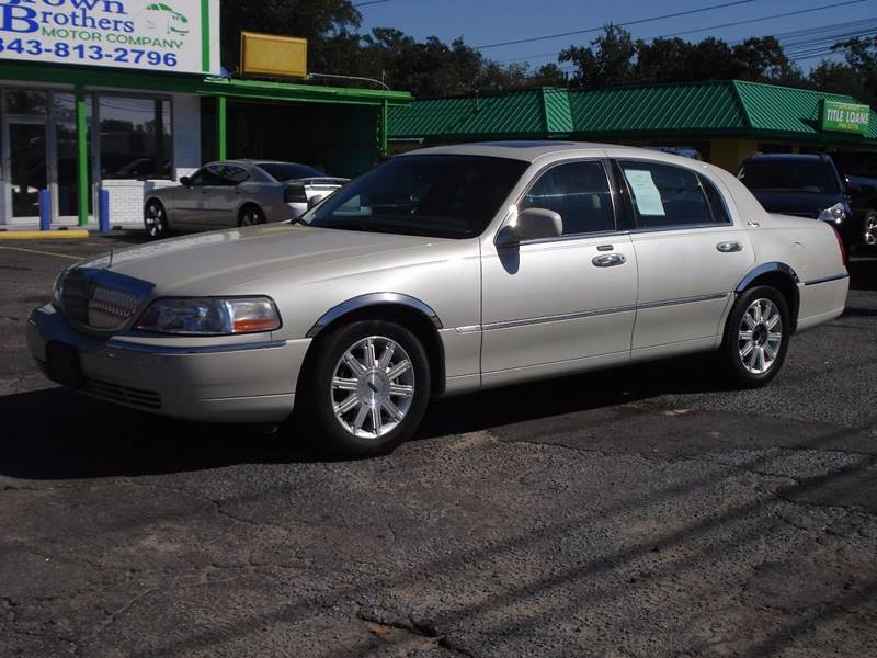 2006 Lincoln Town Car Signature Limited In North Charleston Sc