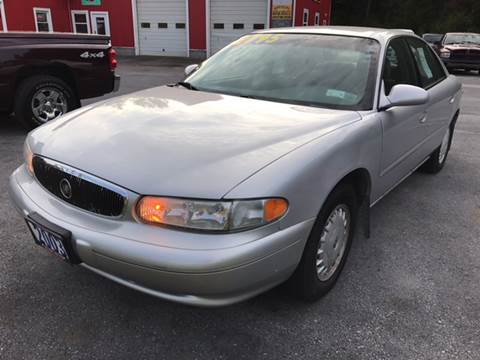2003 Buick Century for sale in Gouverneur, NY