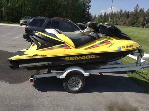 2004 Seadoo Gtx for sale in Gouverneur, NY