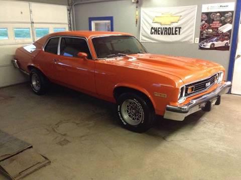 1973 Chevrolet Nova for sale in Gouverneur, NY