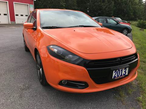 2013 Dodge Dart for sale at Walton's Motors in Gouverneur NY