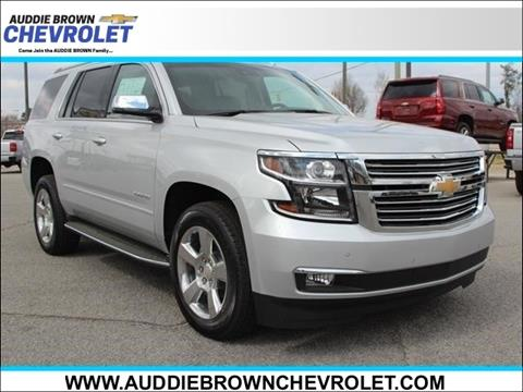 2017 Chevrolet Tahoe for sale in Darlington, SC