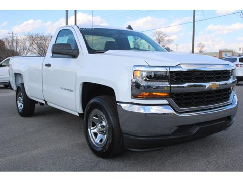2017 Chevrolet Silverado 1500 for sale in Darlington, SC
