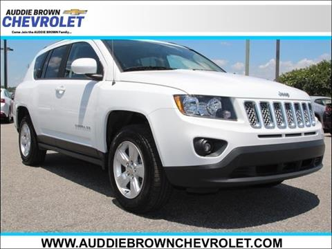 2017 Jeep Compass for sale in Darlington, SC