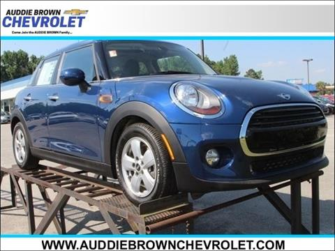 2016 MINI Hardtop 4 Door for sale in Darlington, SC