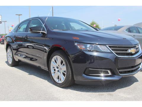2017 Chevrolet Impala for sale in Darlington, SC