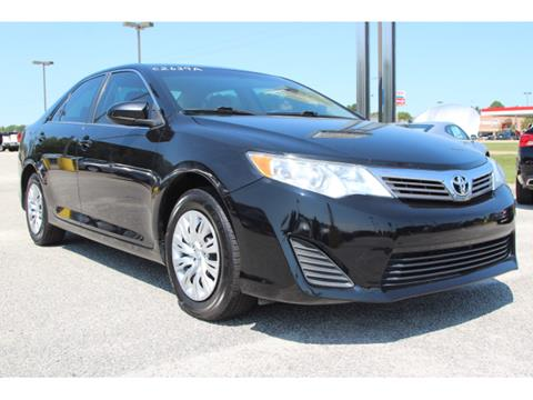 2014 Toyota Camry for sale in Darlington, SC