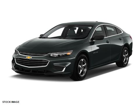 2017 Chevrolet Malibu for sale in Darlington, SC