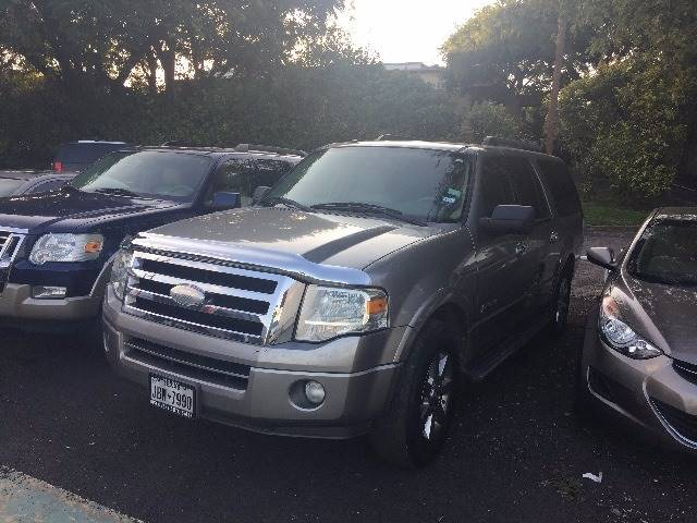 Ford Expedition El For Sale At Yuan Auto Traders In San Antonio Tx