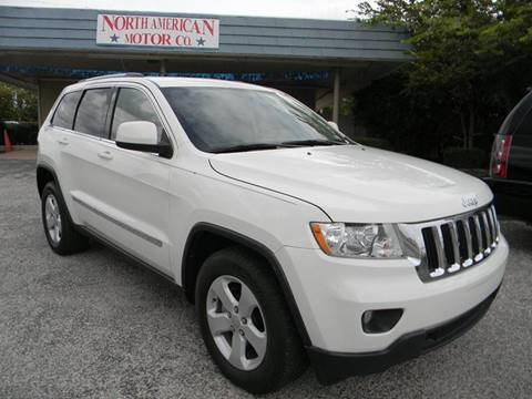2011 Jeep Grand Cherokee for sale in Fort Worth TX