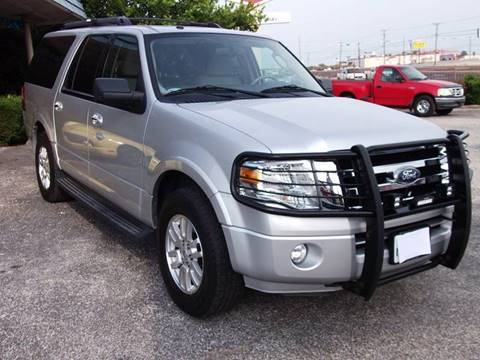 2012 Ford Expedition EL for sale in Fort Worth, TX