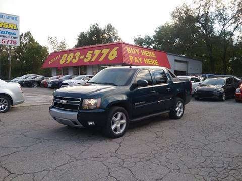 2007 Chevrolet Avalanche for sale in Greenwood, IN