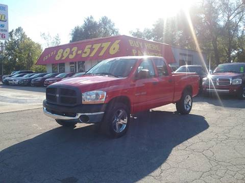 2006 Dodge Ram Pickup 1500 for sale in Greenwood, IN