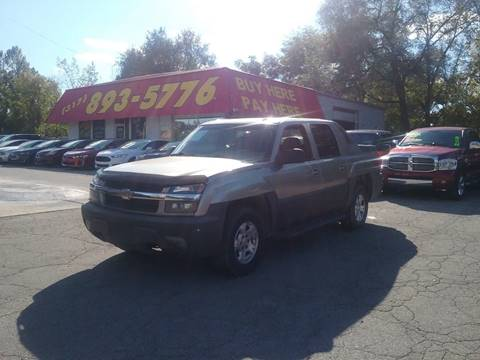 2003 Chevrolet Avalanche for sale in Greenwood, IN