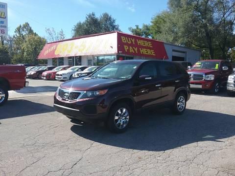 2013 Kia Sorento for sale in Greenwood, IN