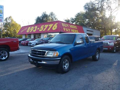 1997 Ford F-150 for sale in Greenwood, IN